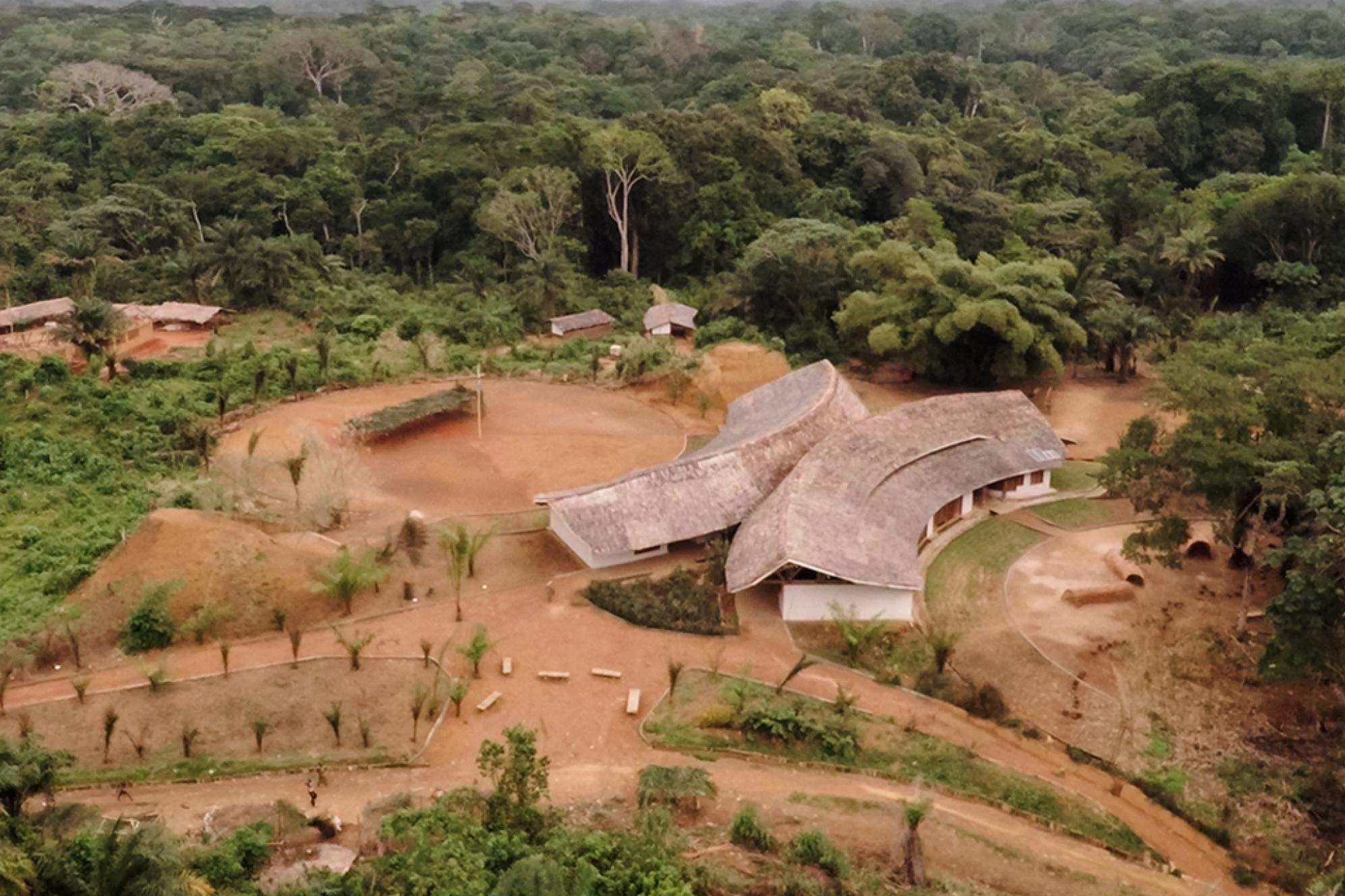Photo: Ilima AWF Conservation School and Housing
