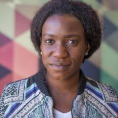 Photo of Alicia Ajayi, Design Associate at MASS Design Group