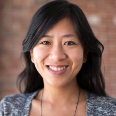 Photo of Amie Shao, Research Director at MASS Design Group.