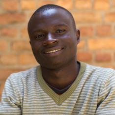 Photo of Theophile Uwayzezu, Design Associate