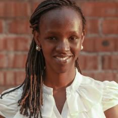 Photo of Esther Ndacyayisenga