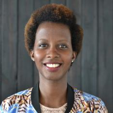 Photo of Christelle Muhimpundu