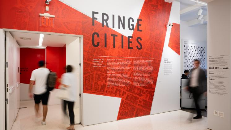 Fringe Cities Exhibition, PC: Sam Lahoz