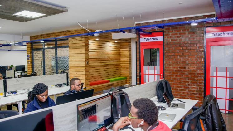 Andela Kenya Campus Mass Design Group