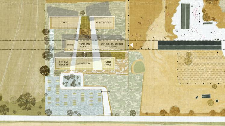 Conceptual Plan of the Good Shepherd Conservancy