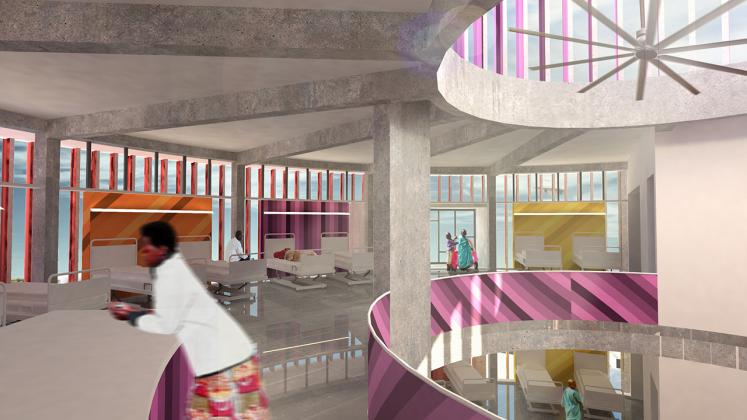 Redemption Pediatric Hospital Mass Design Group