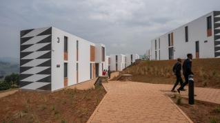 University of Global Health Equity Housing
