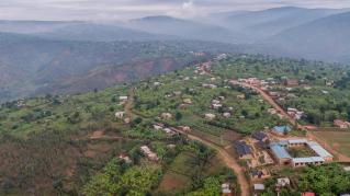 Aerial of Jabana Preschool