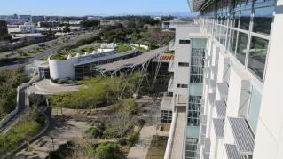 Life Sciences Building, University of the Western Cape
