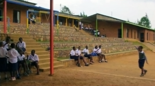 Photo of primary schools scene from Beyond the Building documentary